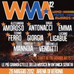 biglietti Wind Music AWards Verona Arena